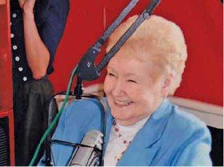 Terri Dudley was recruited to start an interview show on WTSL radio.