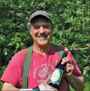 Steve Wood runs both Poverty Lane Orchards and Farnum Hill Ciders